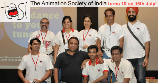 Team TASI @ Anifest India 2010